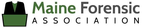Maine Forensic Association Logo